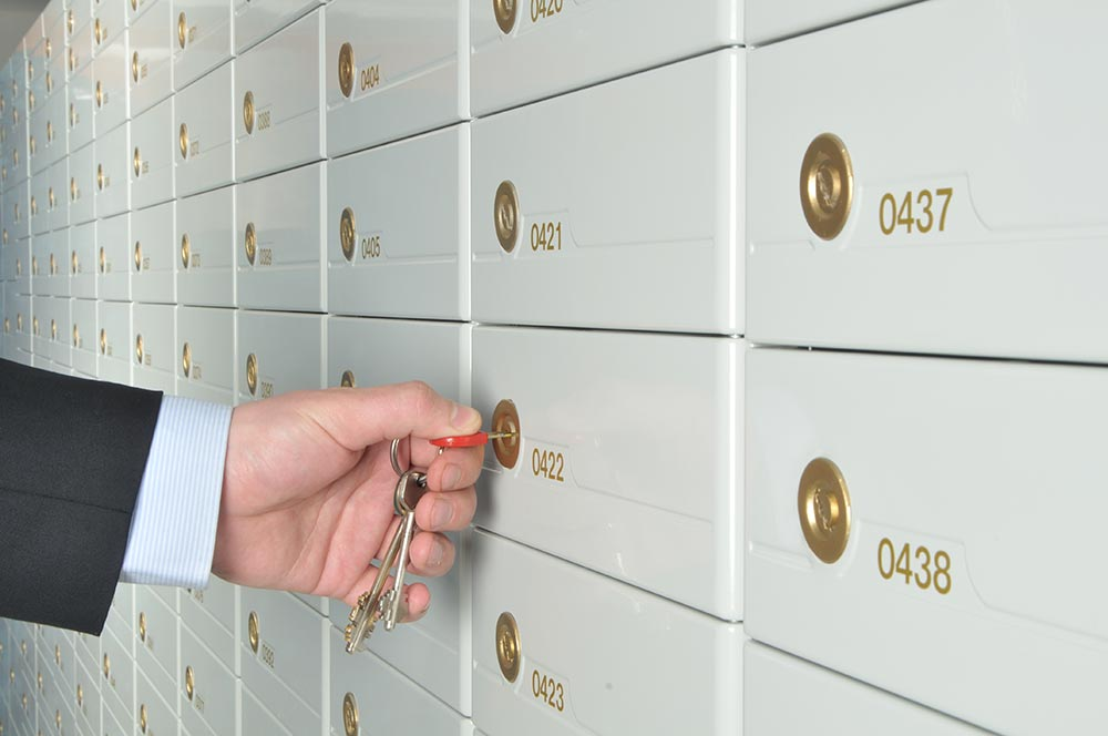 safety-deposit-box-facility